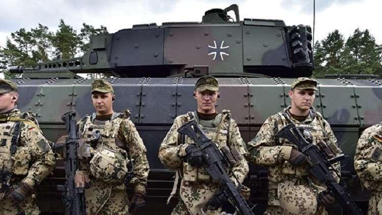 الناتو يجهز قوة تدخل سريع إضافية من 30 ألف جندي تحسبا لـ