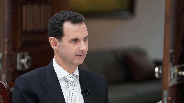 الأسد يرغب بزيارة كوريا الشمالية