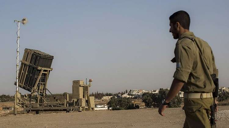 إقرار إسرائيلي بعجز القبة الحديدية عن التصدي للصواريخ الفلسطينية