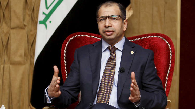 رئيس البرلمان العراقي يدعو إلى تدخل دولي لحل أزمة المياه