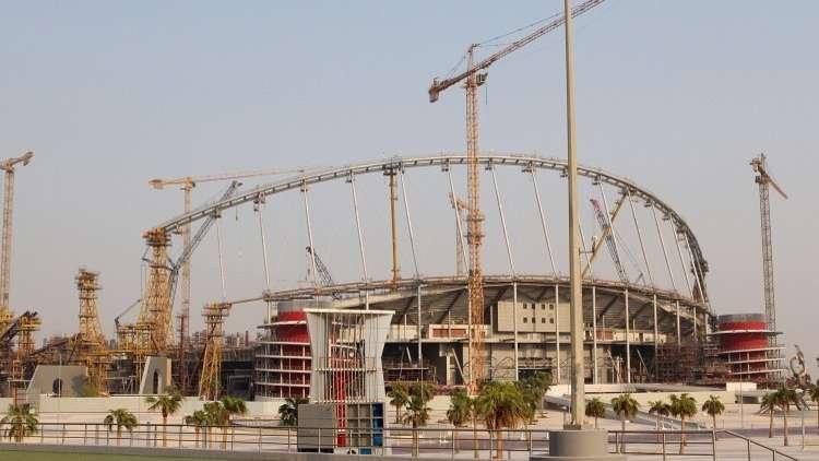 اقتراح يهدد استضافة قطر لمونديال 2022