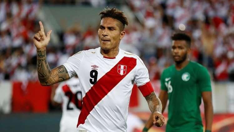 شاهد.. الأخضر السعودي يخسر بثلاثية أمام بيرو