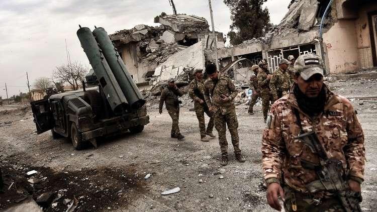العراق.. العثور على 400 حاوية ممتلئة بالمواد المتفجرة في الموصل