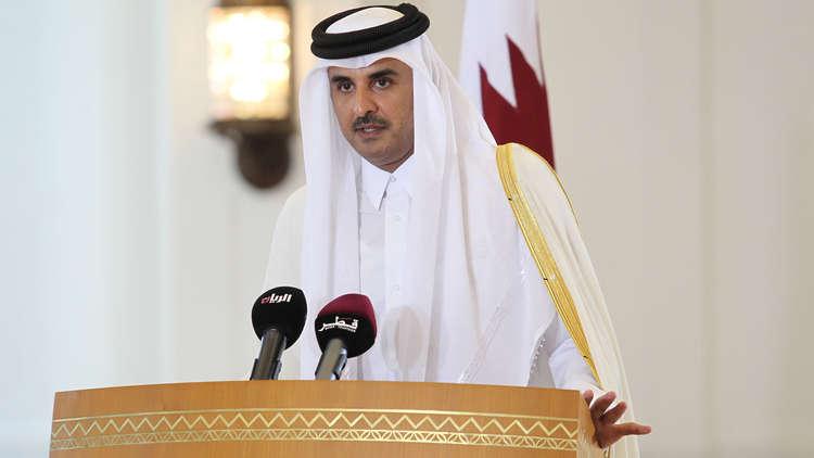 مبادرة جديدة لحل الأزمة الخليجية وأمير قطر يوضح موقفه