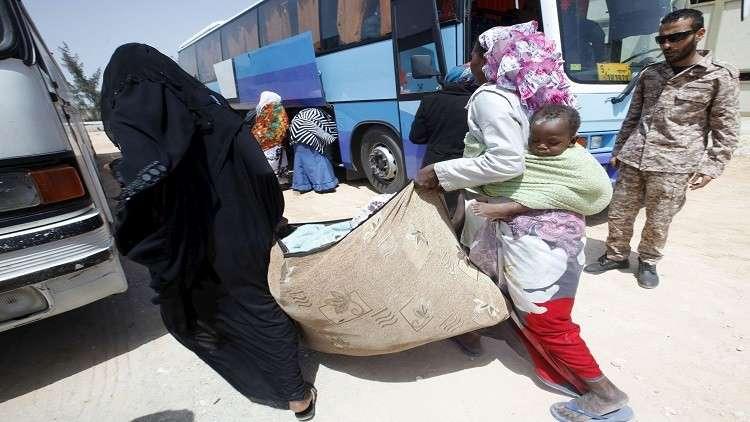مصراتة تسمح بعودة سكان مدينة مجاورة كانت مناصرة للقذافي إلى ديارهم