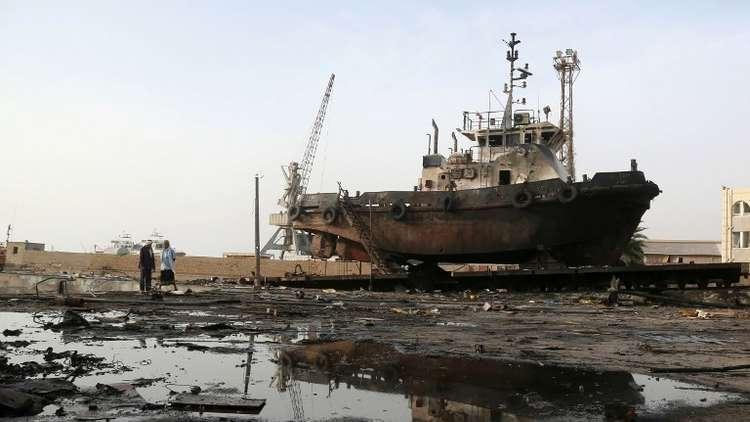 صحيفة: الإمارات والسعودية طلبتا دعما عسكريا أمريكيا لانتزاع ميناء