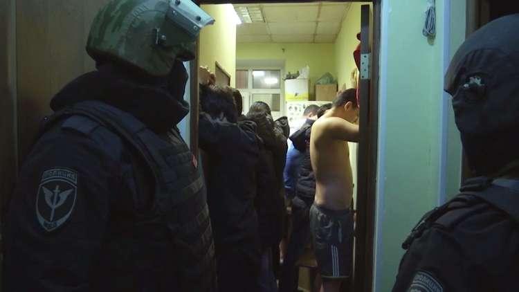 اعتقال خلية تنشط في تجنيد المتطرفين في سيبيريا