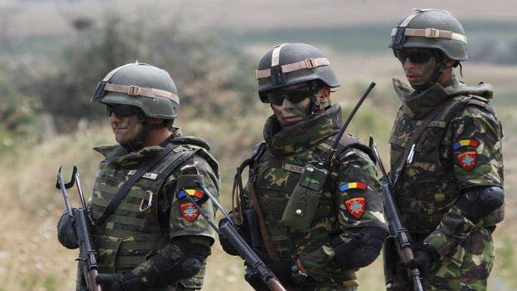كتيبة بولندية تابعة للناتو تثير جدلا على تويتر بعد خلطها