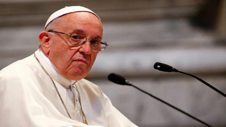 البابا يحث سكان مدينة إيطالية للثورة على المافيا