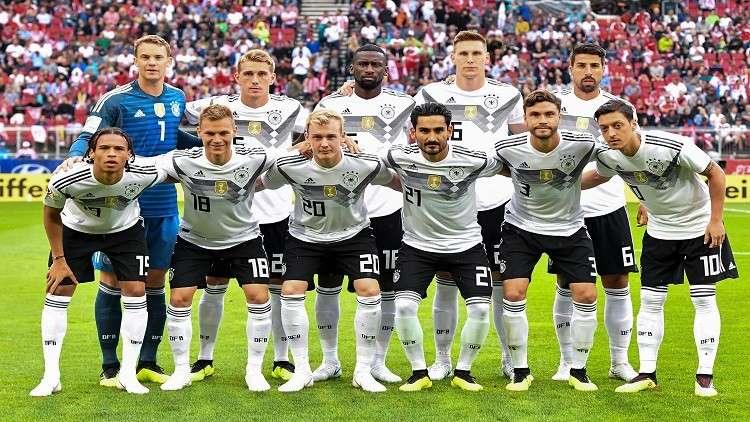 مفاجأة في قائمة منتخب ألمانيا النهائية لمونديال روسيا