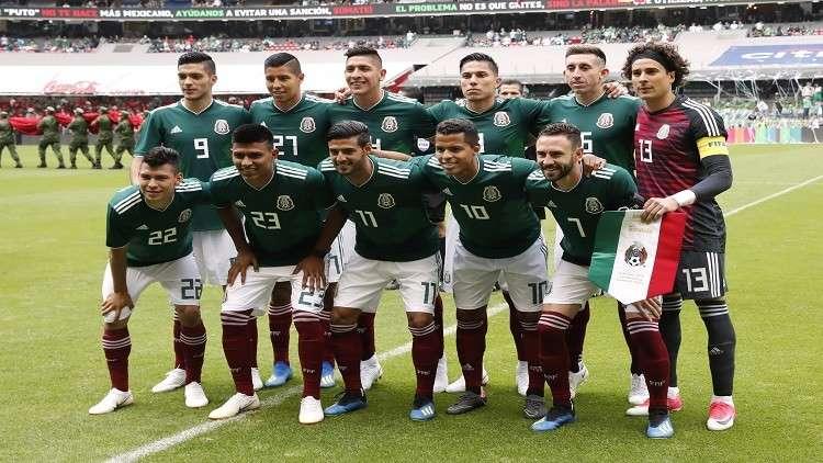 أوسوريو يعلن القائمة النهائية للمكسيك في مونديال روسيا
