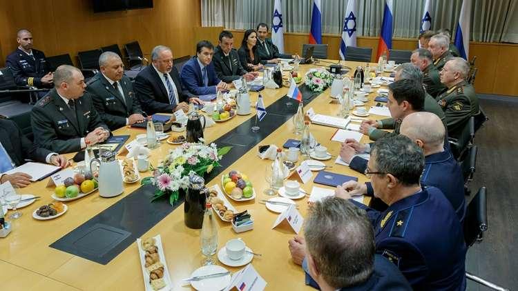 إيران قلقة من حوار روسيا مع إسرائيل