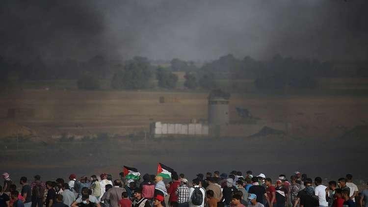 مقتل شاب فلسطيني برصاص القوات الإسرائيلية شرق غزة