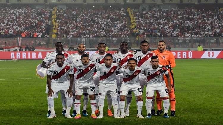 غيريرو على رأس قائمة بيرو النهائية لكأس العالم 2018