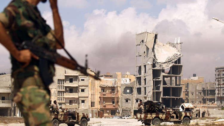 قوات حفتر تحرز نجاحات ملموسة في درنة