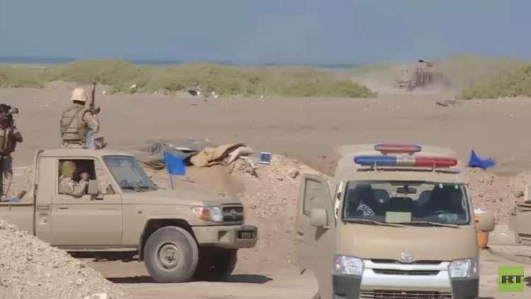 نفي حوثي لتقدم قوات هادي في الحديدة