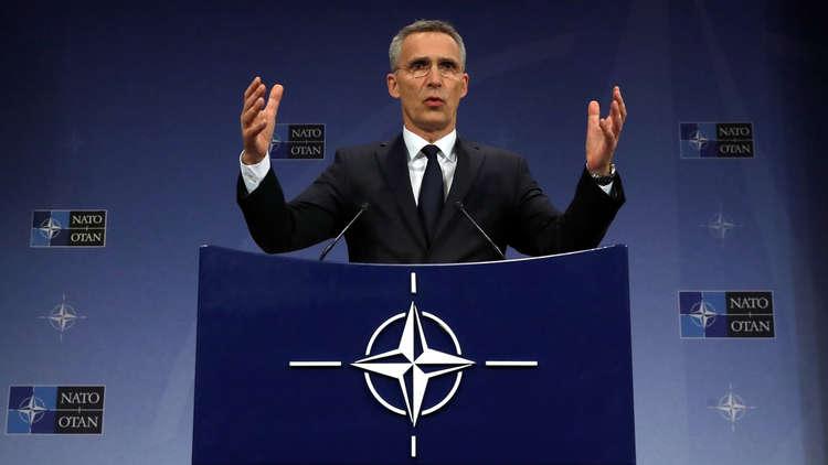 ستولتنبيرغ: نتبع استراتيجية مزدوجة تجاه روسيا