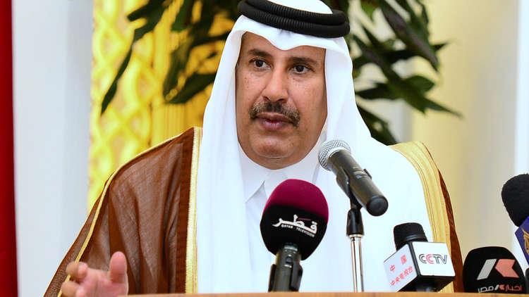 رئيس وزراء قطر السابق: أرجو ألا تكون دول قريبة وراء احتجاجات الأردن