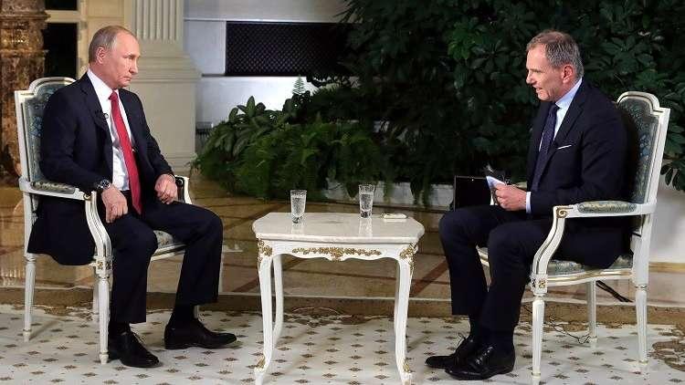 بوتين: روسيا لن تتنازل عن القرم أبدا