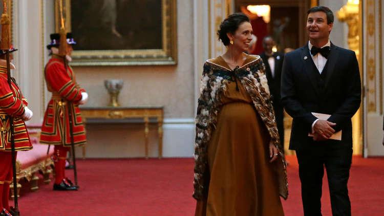 رئيسة وزراء نيوزيلندا تستعد لإنجاب طفلها الأول