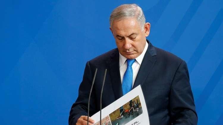 نتنياهو يواصل حملته ضد إيران في فرنسا