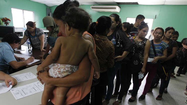 الأمم المتحدة تتهم واشنطن بفصل أبناء المهاجرين عن ذويهم
