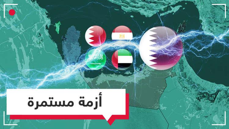 الذكرى الأولى للأزمة الخليجية