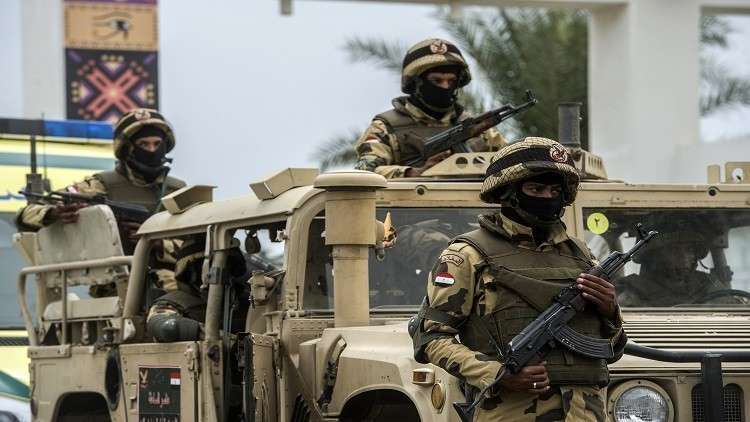 الأمن المصري يفكك