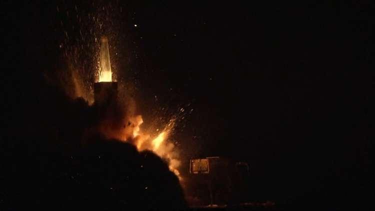 بالصور.. كوريا الشمالية تزيل منصة اختبار رئيسية لصواريخها الباليستية