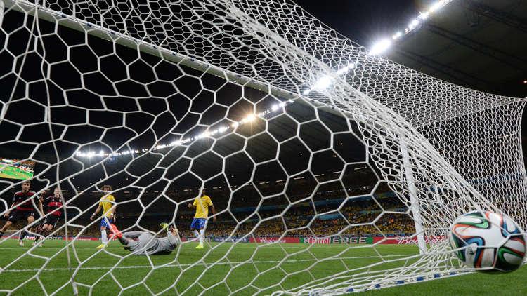 شباك مواجهة ألمانيا والبرازيل التاريخية ستباع لأسباب خيرية