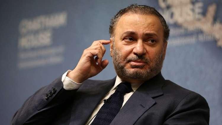 أنور قرقاش: طرد سوريا من جامعة الدول العربية كان خطأ
