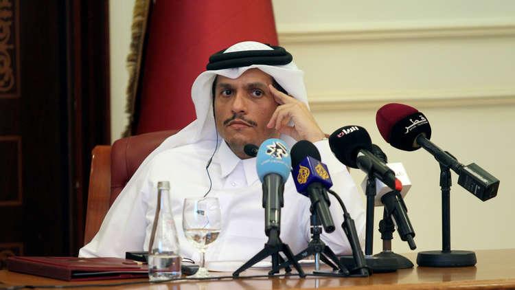 قطر تدعو لتوقيع اتفاق إقليمي جديد