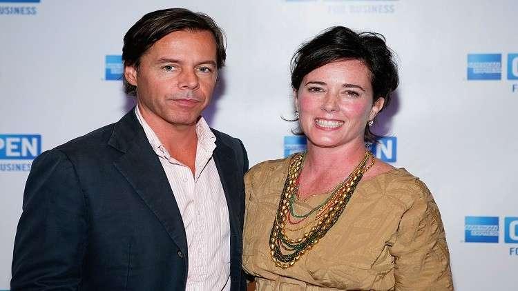 زوج المصممة كيت سبيد يكشف تفاصيل جديدة عنها بعد انتحارها