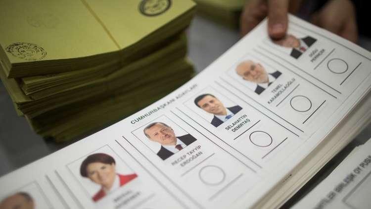 تركيا.. بدء التصويت في الانتخابات البرلمانية والرئاسية في الخارج وعند المنافذ