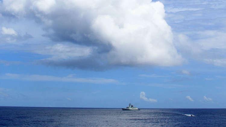 تسخين خطير في بحر الصين الجنوبي