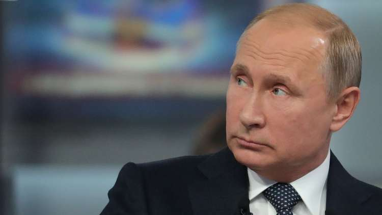 بوتين: واشنطن تسعى لخلخلة التوازن العالمي لكن سلاحنا المطور لن يسمح بذلك