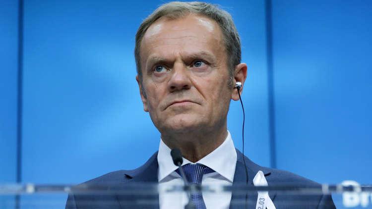 توسك: أوروبا لا تزال موحدة رغم سياسة ترامب