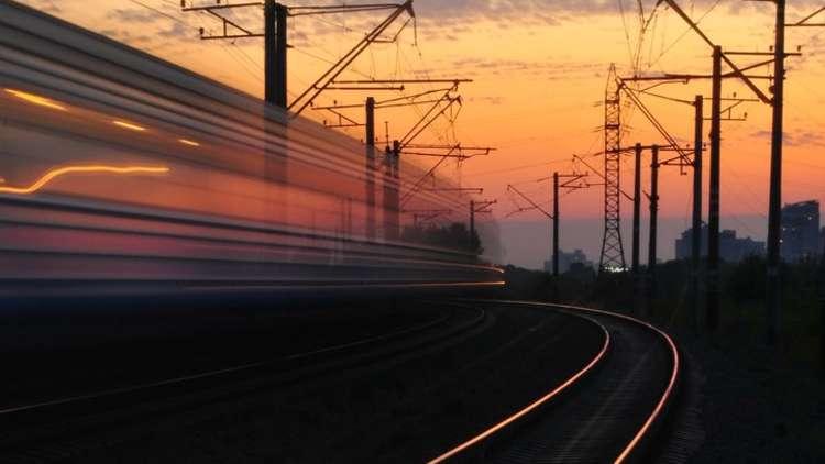 سكة حديد من الصين إلى الساحل السوري