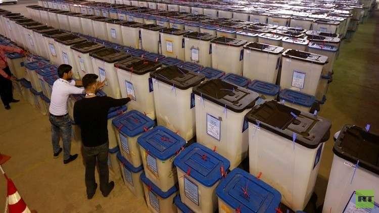 مفوضية الانتخابات تطعن في قرار البرلمان العراقي إعادة فرز الأصوات