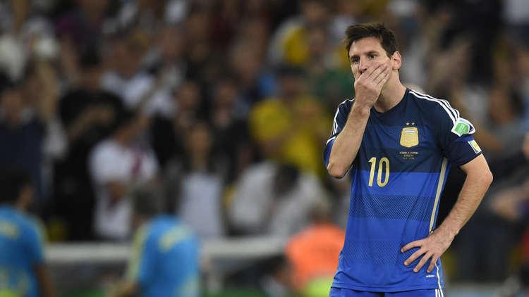 ميسي: خسارة 2014 مريرة وأتمنى الفوز بالمونديال