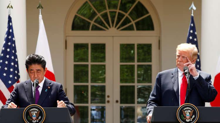 ترامب: إيران غيرت سلوكها في المنطقة بعد خروجنا من الاتفاق النووي