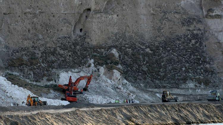 تركيا تطلق مياه نهر دجلة إلى العراق