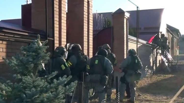 الأمن الروسي يصفي مسلحين اثنين خلال عملية أمنية في إنغوشيا