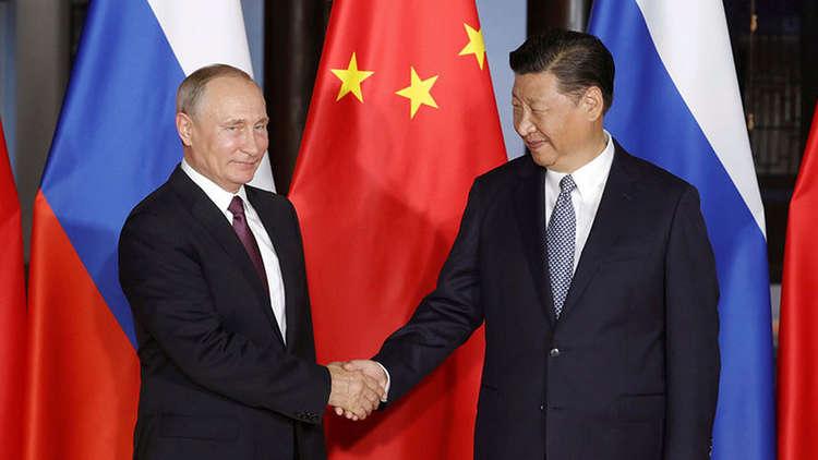 موسكو وبكين سيُفهمان الغرب من هو سيد العالم