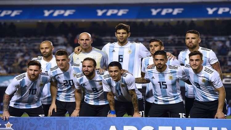 ضربة موجعة لمنتخب الأرجنتين قبل مونديال روسيا