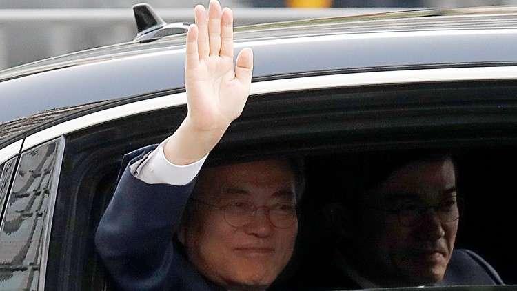 الرئيس الكوري الجنوبي يؤدي زيارة دولة لروسيا