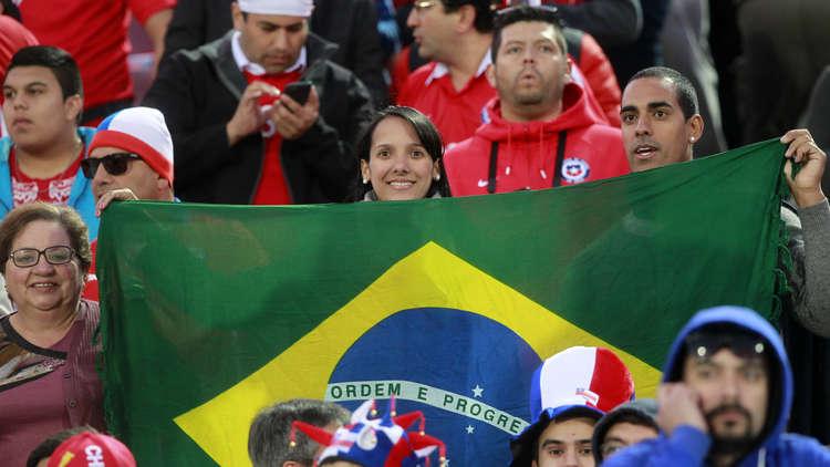 أكثر من 60 ألف برازيلي في مونديال روسيا