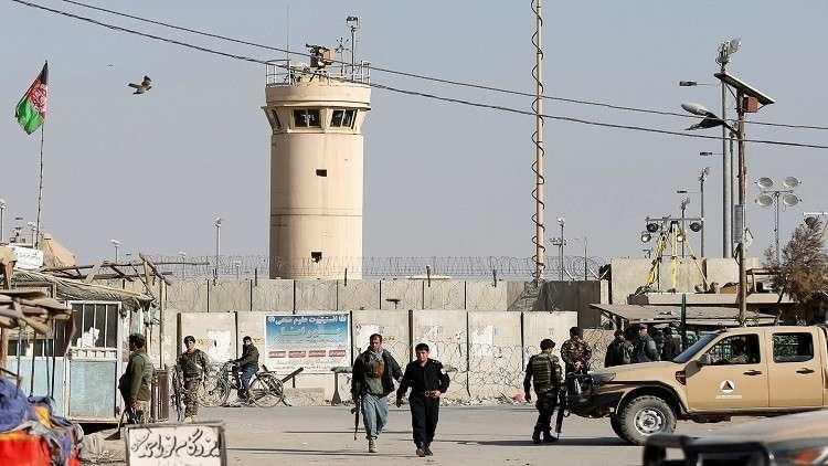 الإمارات تعزز وجودها العسكري في أفغانستان