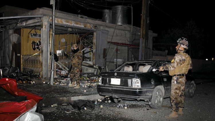 سقوط ضحايا بتفجيرين في كركوك شمال العراق