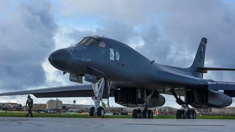 سلاح الجو الأمريكي يوقف العمل بالقاذفة بي- 1